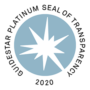 """GuideStar Platinum Seal of Transparency"